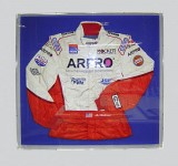 Framed Racing Jacket